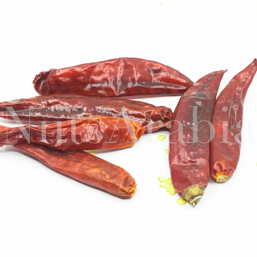 Picture of Long Chilli Whole , 500gm