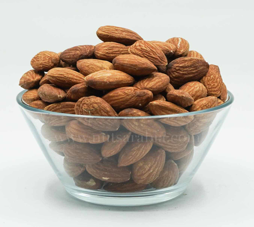 Picture of Almond Roasted Plain (Un-Salted), 200gm.