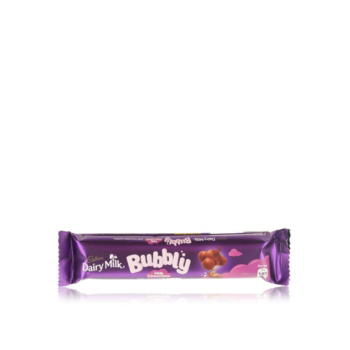 Picture of Cadbury Dairy Milk Bubbly 28g