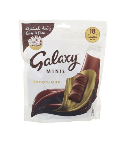 Picture of Galaxy Minis Chocolates 225g