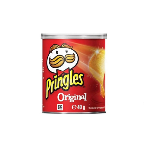 Picture of Pringles Original chips 40g