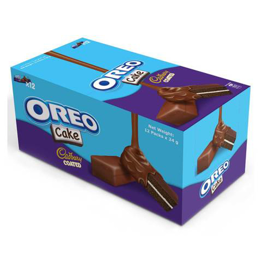 Picture of Oreo Cake Chocolate Coated 12x24g