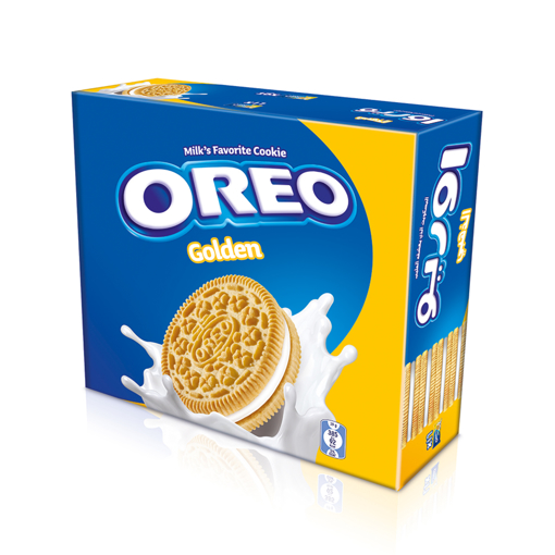Picture of Oreo Golden Cookies 16x38g