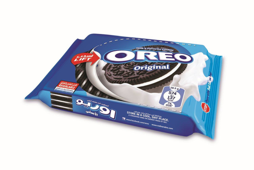 Picture of Oreo Original Cookies Tray Pack 370g