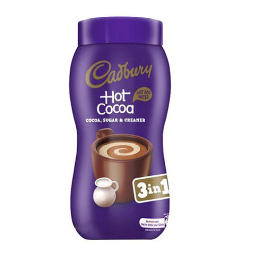 Picture of Cadbury Hot Cocoa 3 in 1, 300g