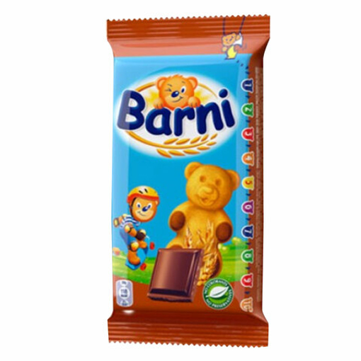 Picture of Barni Cake With Chocolate 30g