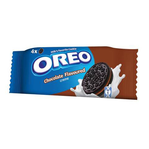 Picture of Oreo Chocolate Flavored Cream Cookies 38g