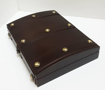 Picture of Wooden Treasure Gift Box With Nuts & Dates